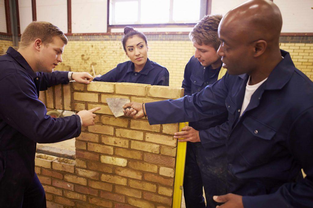 Opleidingen bouw
