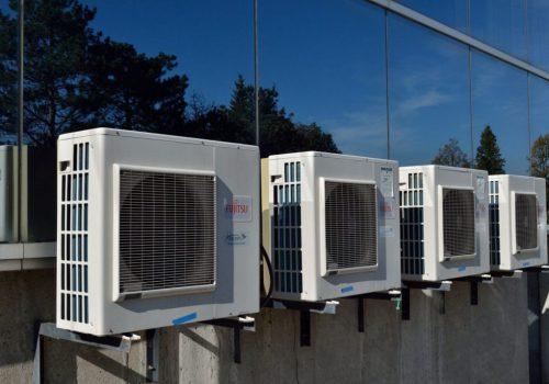Airco-en Warmtepompmonteur