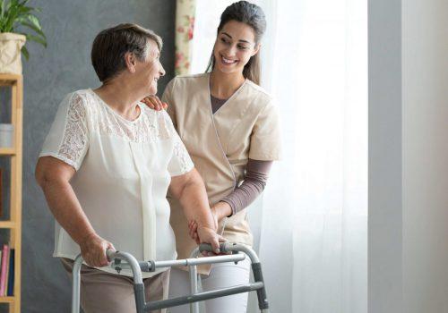Dienstverlening Helpende Zorg en Welzijn