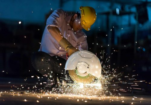 Werken en leren in de bouw
