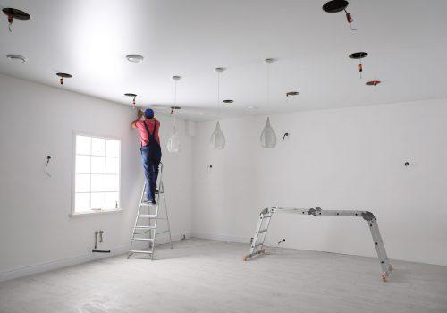 leerling monteur spanplafonds